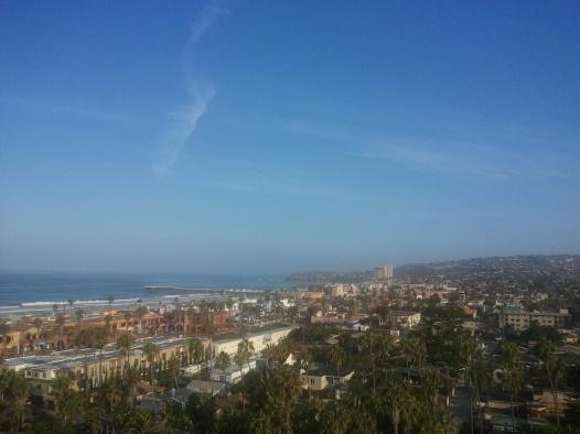 View from the Catamaran Resort & Spa
